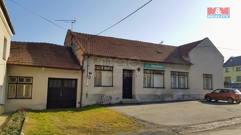 Prodej restaurace, stravování, 418 m², Ohrozim