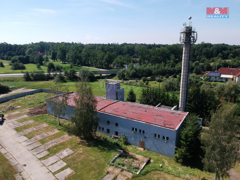 Pronájem skladu, 722 m², Stráž nad Nežárkou
