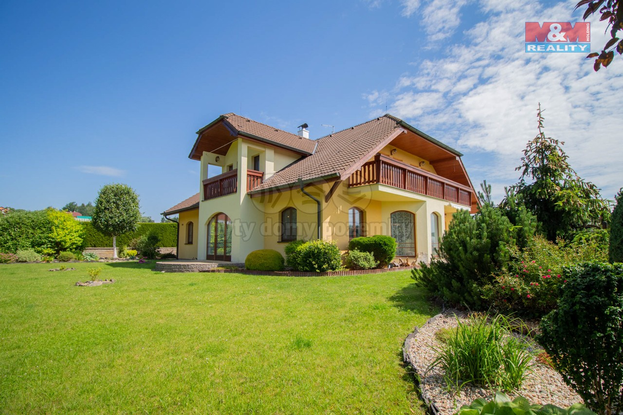 Prodej rodinného domu, 390 m², Kamenný Újezd, ul. Plavnická