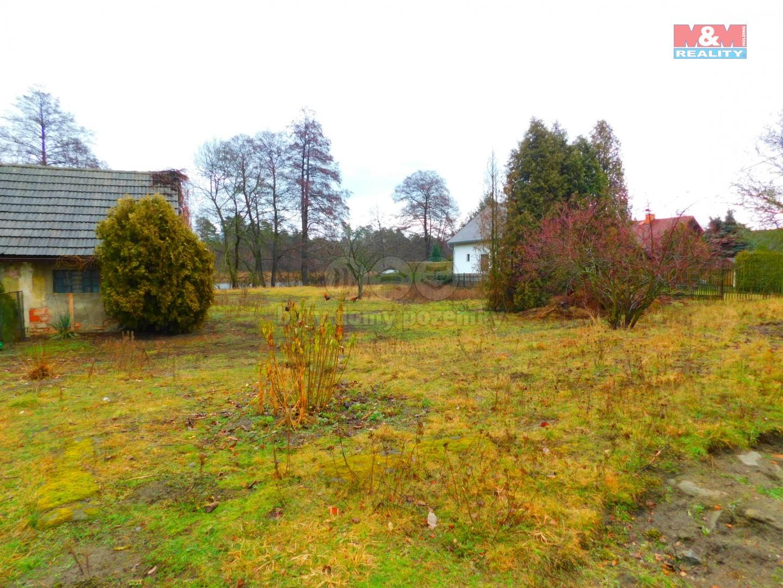 Prodej pozemku k bydlení, 1463 m², Doksy
