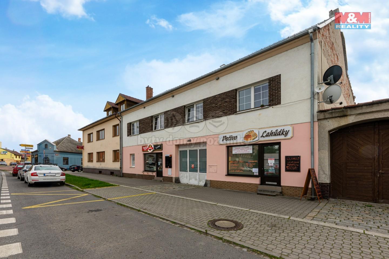 Prodej kancelářského prostoru, 23 m², Přeštice, ul. Rybova