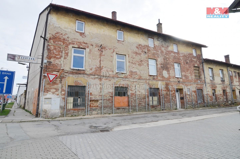 Prodej, rodinný dům, 535 m², Letovice, ul. Pražská