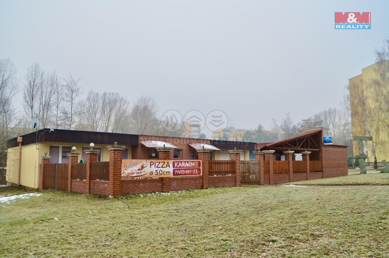 Prodej restaurace, stravování, 264 m², Havířov, ul. Konzumní