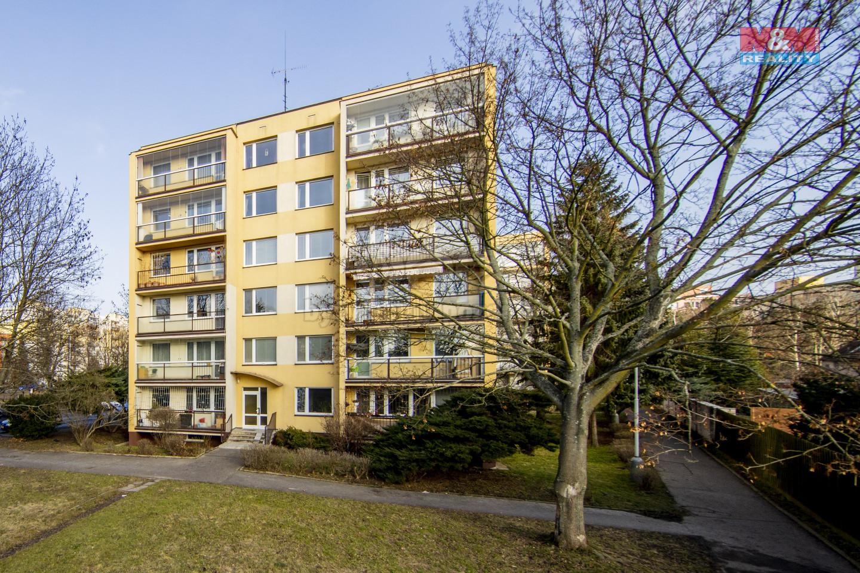 Prodej bytu 1+kk, 36 m², Praha 8, ul. Ouholická