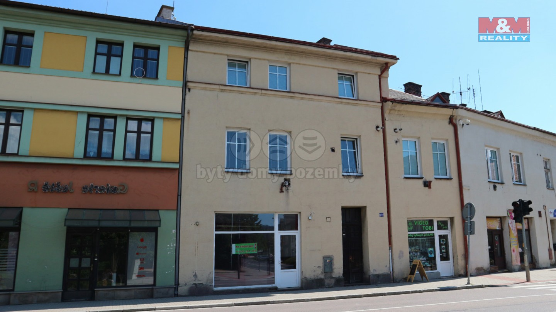 Pronájem obchodního objektu, 65 m², Česká Třebová