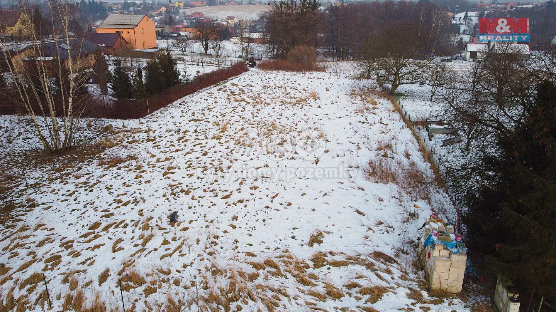 Prodej pozemku k bydlení, 2450 m², Dolní Lutyně