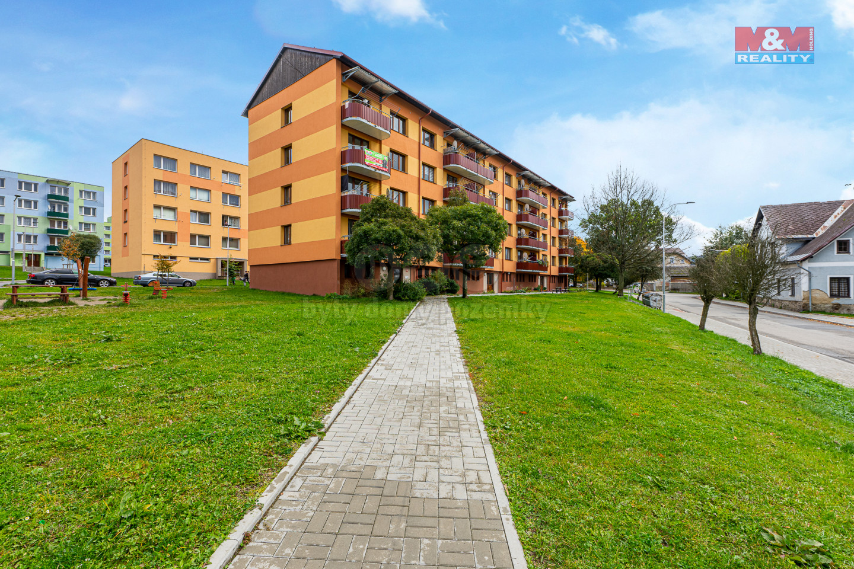 Prodej bytu 2+1, 62 m², Volary, ul. Sídl. Míru