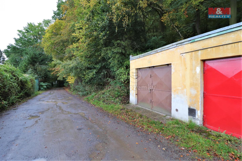 Prodej garáže, 18 m², Karlovy Vary, ul. Šumavská