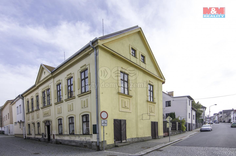 Prodej rodinného domu, 374 m², Hlinsko, ul. Husova