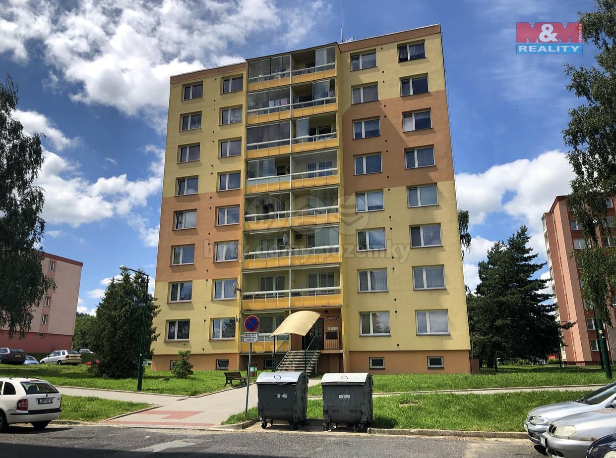 Prodej, byt 3+1, 74 m², DV, Bruntál