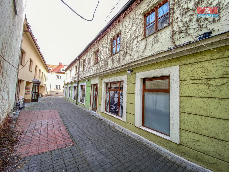 Prodej obchodního objektu, 234 m², Uherské Hradiště