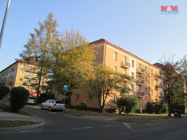 Pronájem bytu 2+1, 66 m², Příbram, ul. Politických vězňů