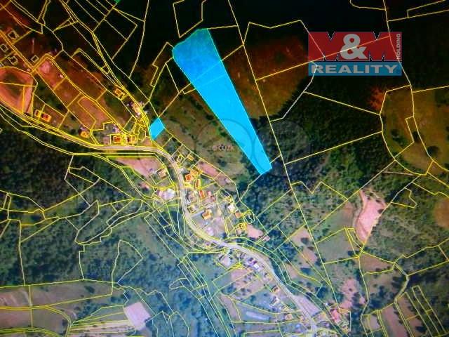 Prodej, les a louka, 13741 m2, Halenkov