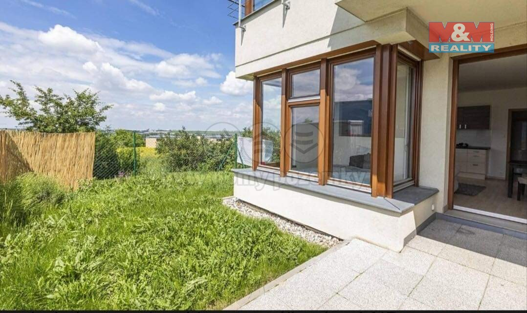 Pronájem bytu 1+kk, 39 m², zahrada, Praha, Zličin