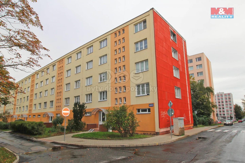 Prodej bytu 4+1, 70 m², Kladno, ul. Bělehradská