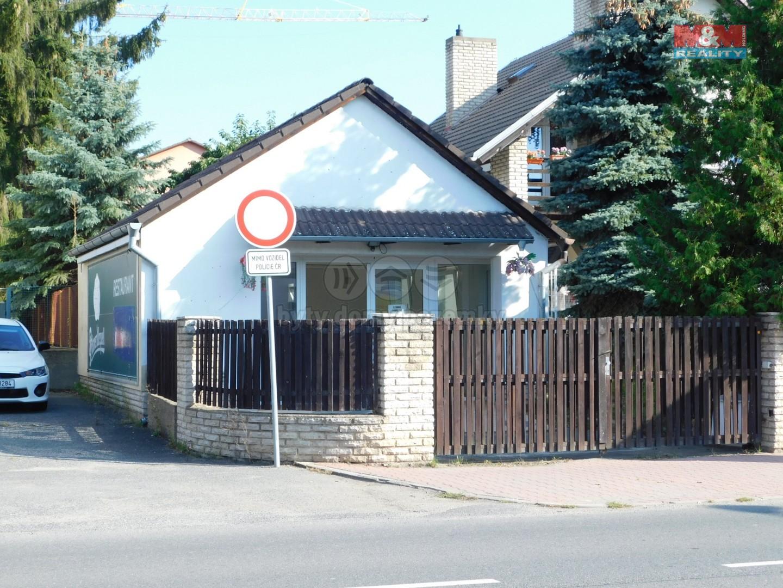 Pronájem obchod a služby, 97 m², Unhošť, ul. Pražská