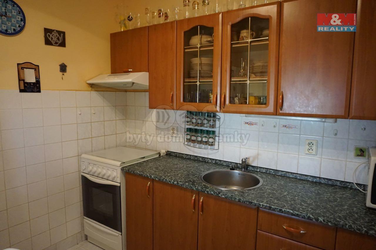 Pronájem bytu 2+1, 52 m², Přelouč