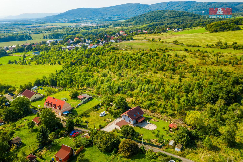 Prodej pozemku k bydlení, 10531 m², Ústí nad Labem