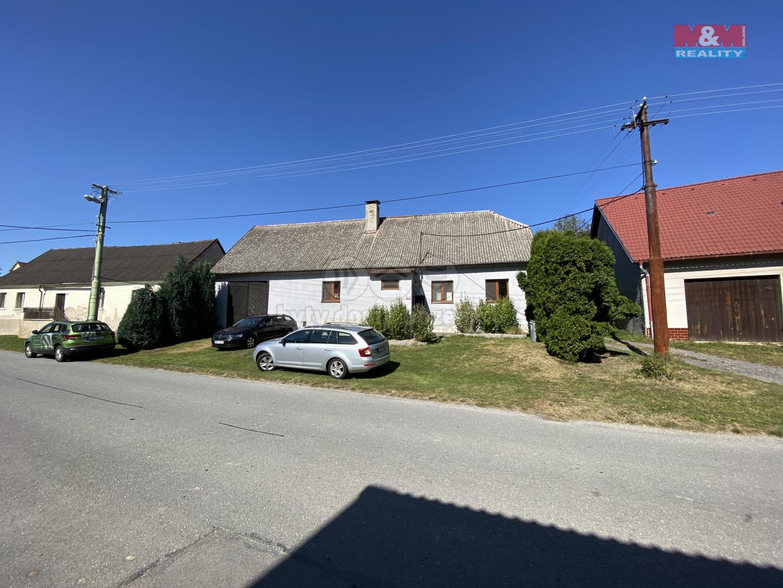 Prodej rodinného domu, 130 m², Miličín