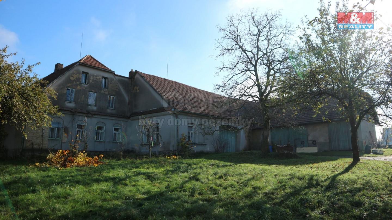 Prodej zemědělského objektu, 3910 m², Jehnědí