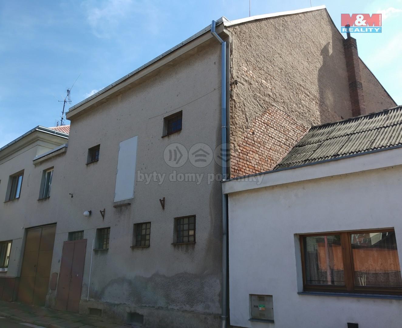 Prodej obchodního objektu, Nový Bydžov, ul. Čelakovského