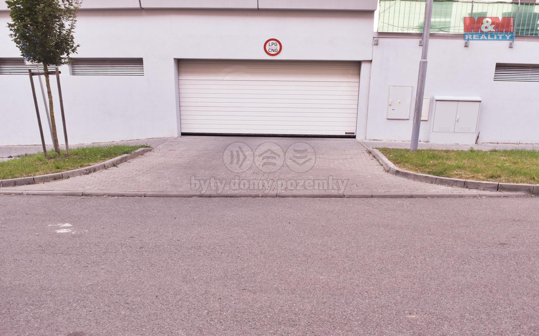 Prodej, garáž, 14 m², Brno-Žebětín