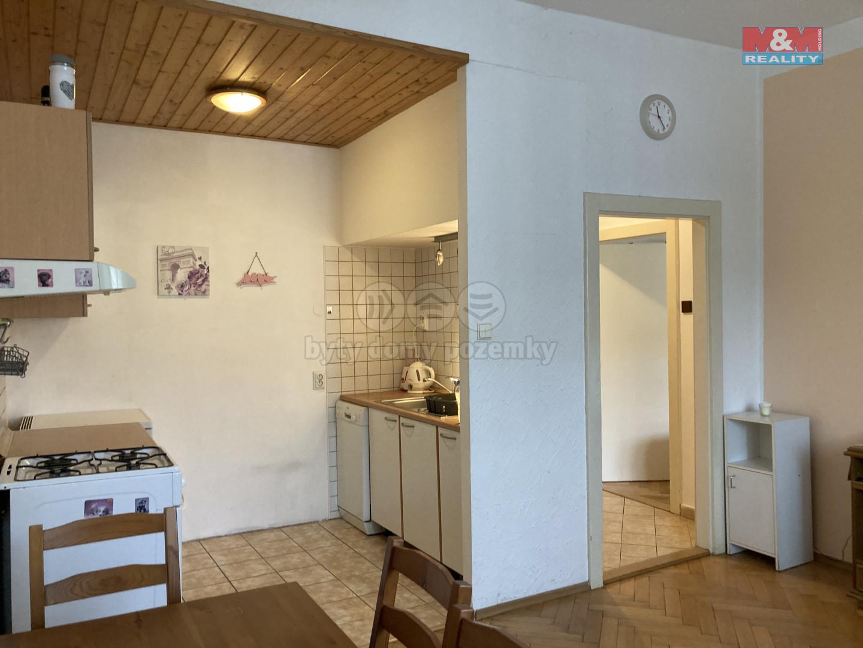 Prodej, byt 2+kk, 54 m2, Brno, ul. Vídeňská