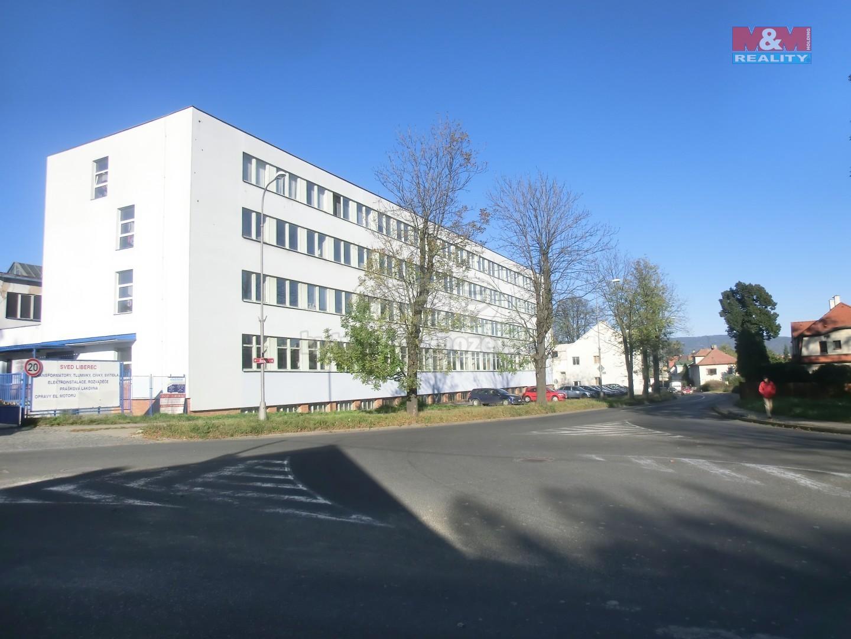 Pronájem, kancelář, 18 m2, Liberec, Františkov