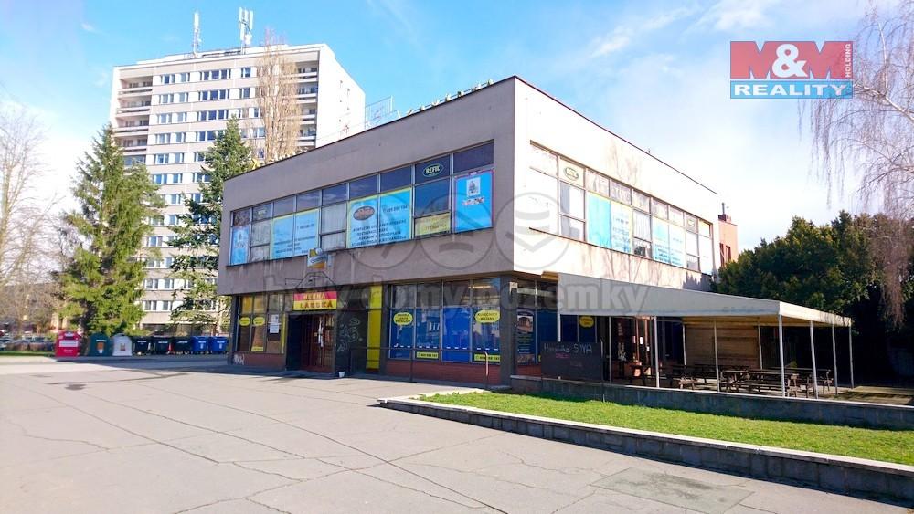 Pronájem obchod a služby, Hradec Králové, ul. V Lipkách