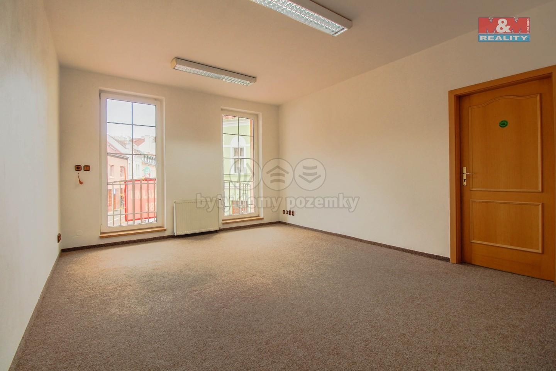Pronájem kancelářského prostoru, 104 m², Kladno - centrum