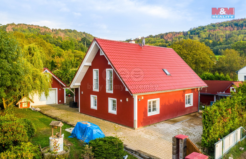 Prodej rodinného domu, 1500 m², Děčín, ul. Folknářská