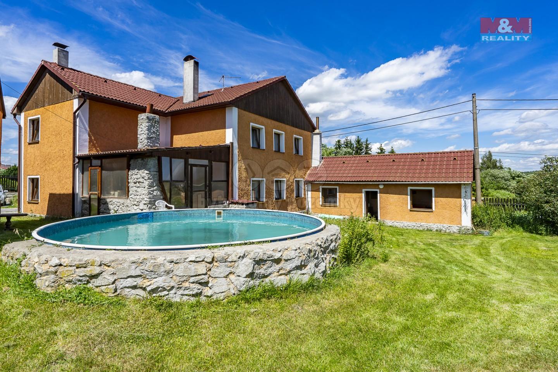 Prodej rodinného domu, 486 m², Tisová