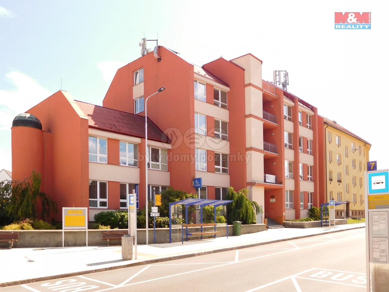 Pronájem kanceláře, 37 m², Jindřichův Hradec, ul. Pravdova