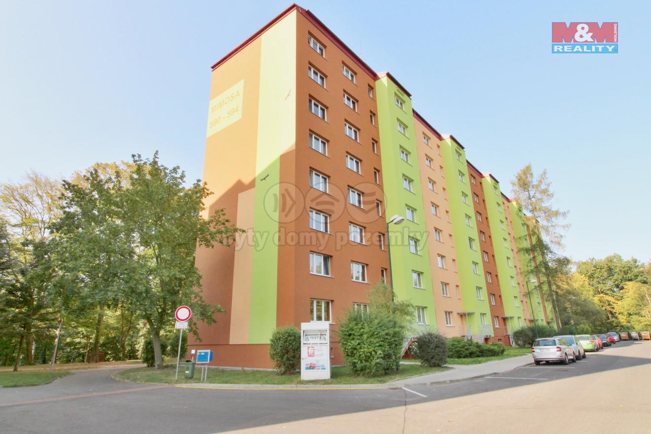 Prodej bytu 1+1, 45 m², Mimoň, ul. Sídliště pod Ralskem