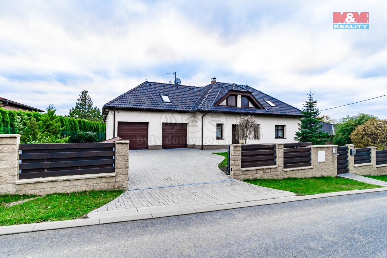 Prodej, rodinný dům, 250 m², Přílepy