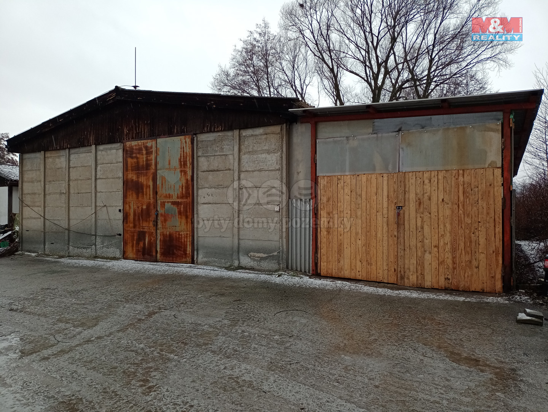 Pronájem skladu, 200 m², Vysoké Mýto, ul. Průmyslová
