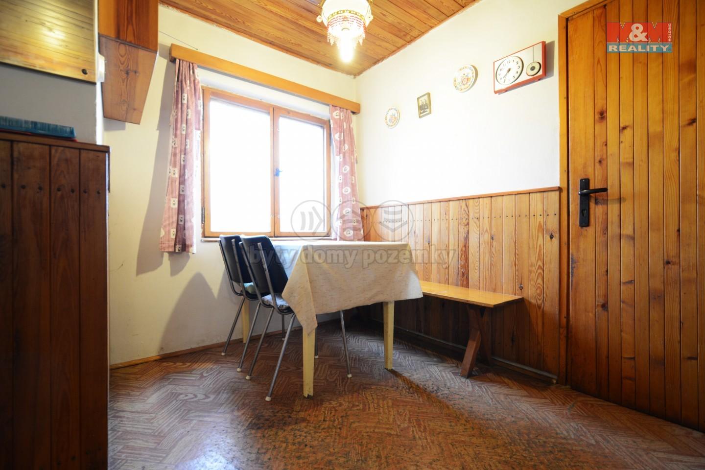 Prodej, chata, 62 m2, Kaliště u Ondřejova