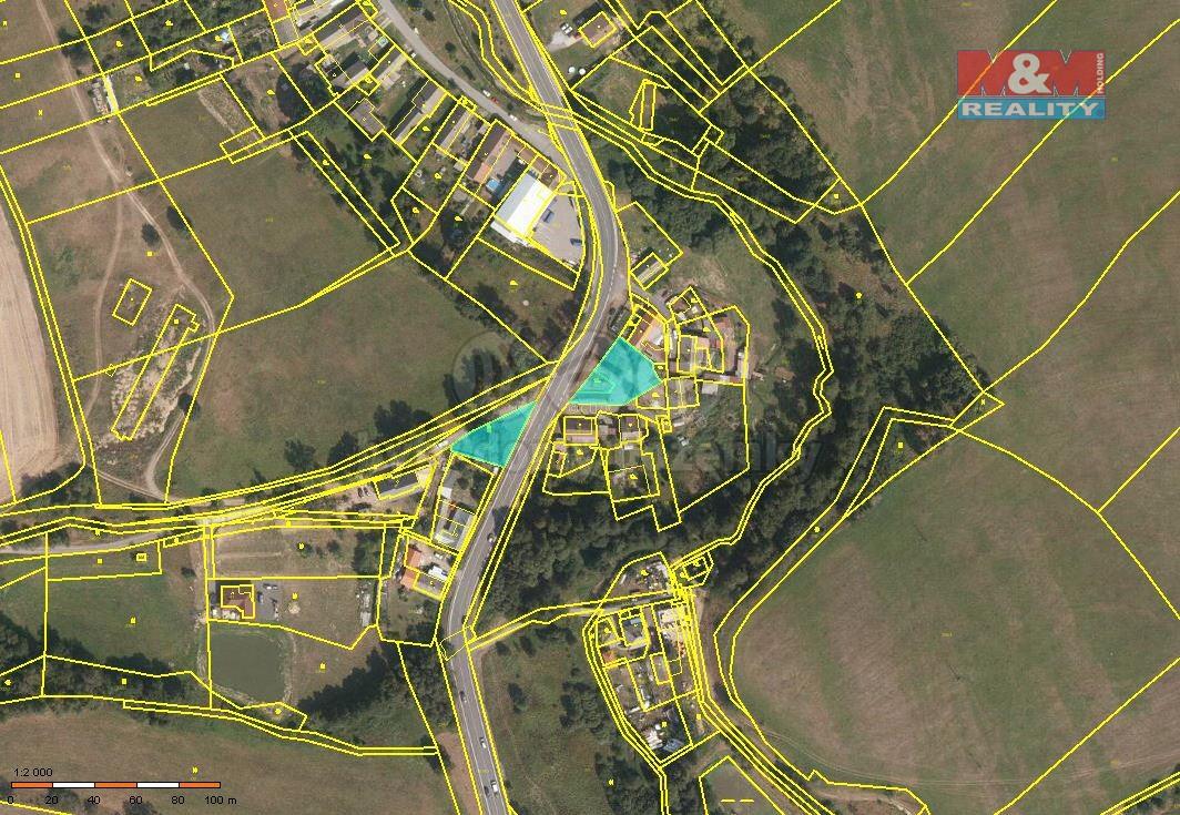 Prodej stavebního pozemku, Suchá - Prostředkovice