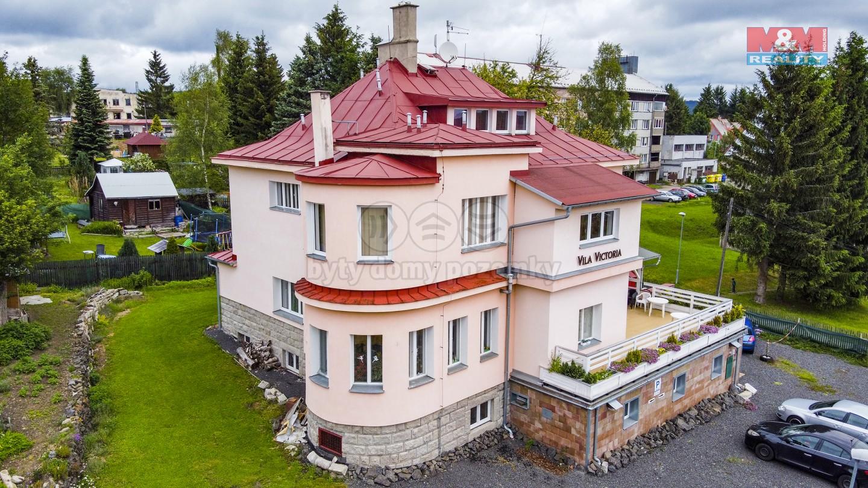 Prodej, hotel, penzion, Abertamy, ul. Hornická