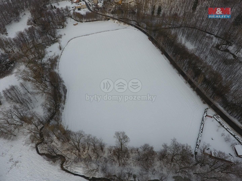 Prodej pozemku k bydlení, 25855 m², Rybník