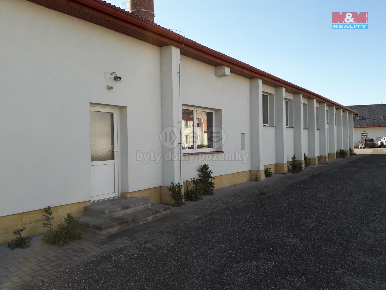 Pronájem výrobních a skladových prostor, 220 m², Sobotka