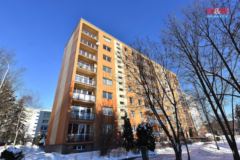 Prodej bytu 5+1 s lodžií, 91 m2, OV, v Liberci, ul. Vackova