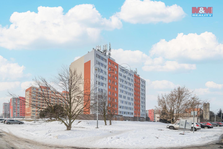Prodej bytu 2+kk, 46 m², Praha, ul. Pavlišovská