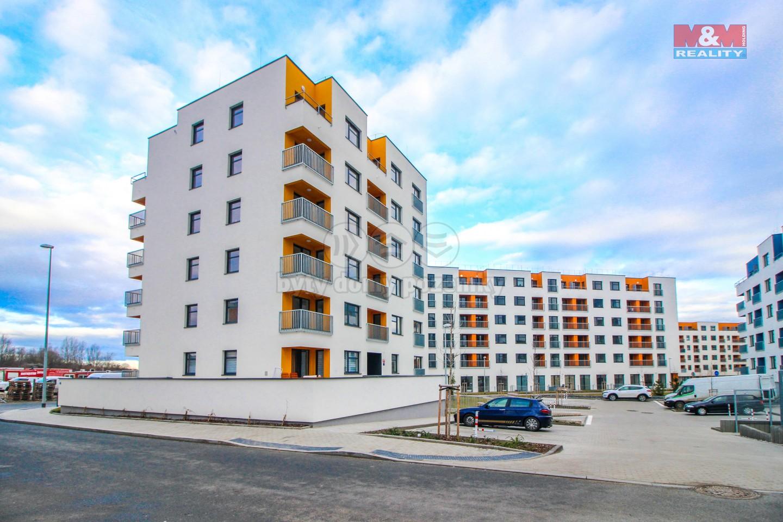 Pronájem bytu 4+kk, 74 m², Praha, ul. Oty Bubeníčka