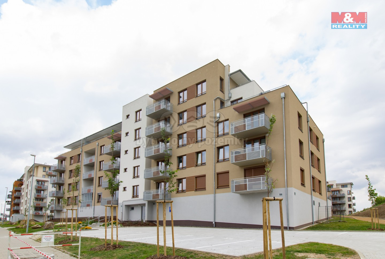 Pronájem bytu 2+kk, 64 m2, Praha - Čakovice