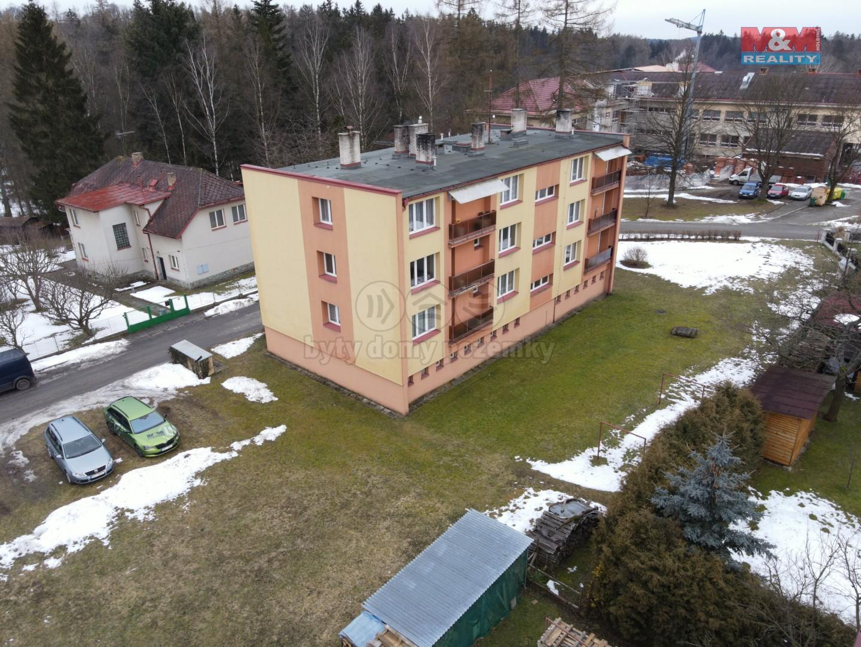 Prodej bytu 3+1, 72 m², Černovice, ul. Tyršova