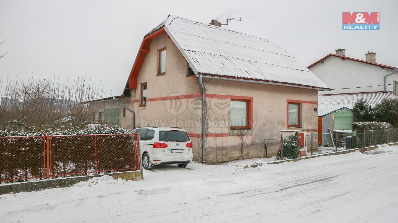 Pronájem bytu 1+kk, 25 m², Dlouhoňovice, ul. Sídlištní