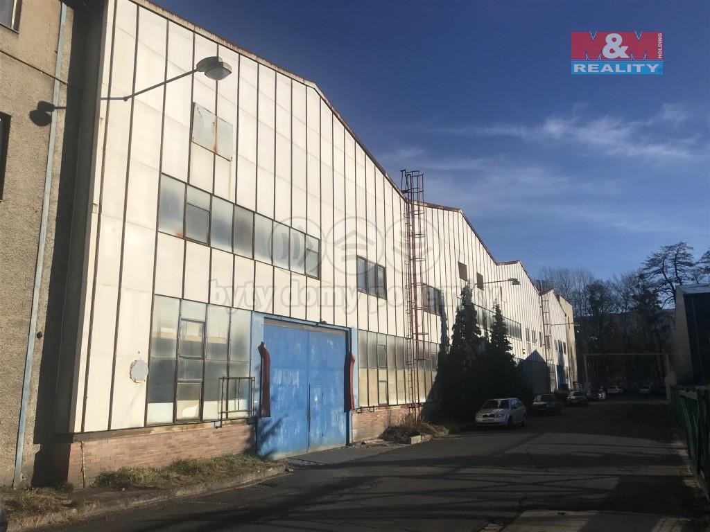 Pronájem výrobní a skladové haly, 250 m², Frýdlant n. Ostr.