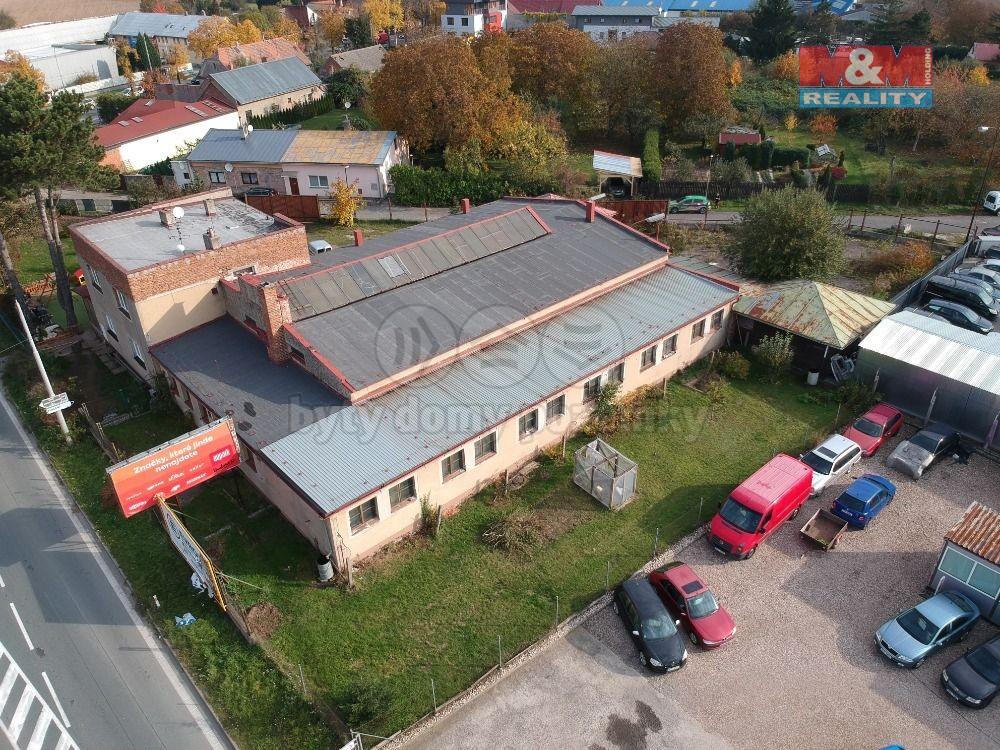 Prodej skladu, 1359 m², Hradec Králové, ul. Pražská třída