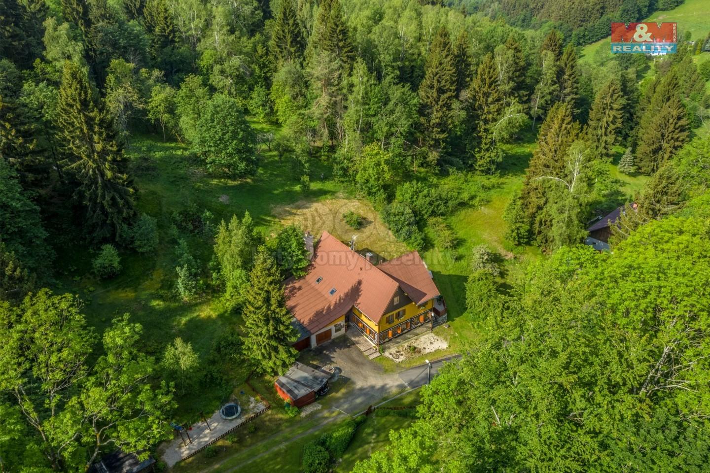 Prodej, penzion, 7390 m², Křižany